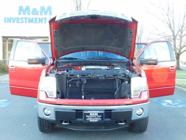 2012 Ford F-150 Lariat Crew Cab 4x4 / Nav / Sunroof / 1-Owner - Photo 33 - Portland, OR 97217