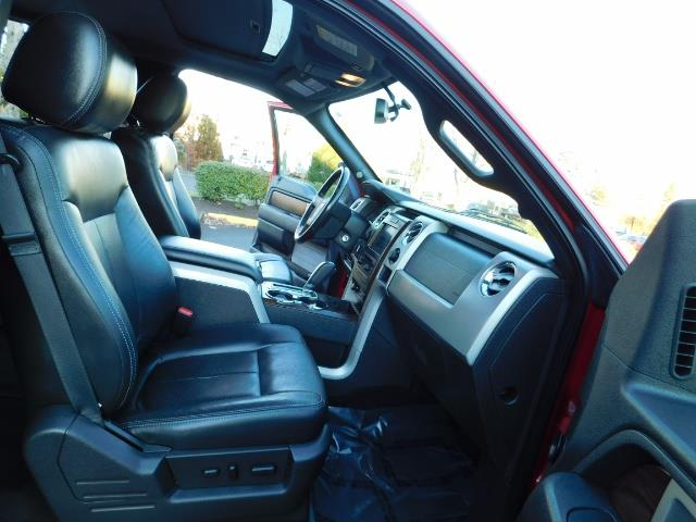 2012 Ford F-150 Lariat Crew Cab 4x4 / Nav / Sunroof / 1-Owner - Photo 17 - Portland, OR 97217