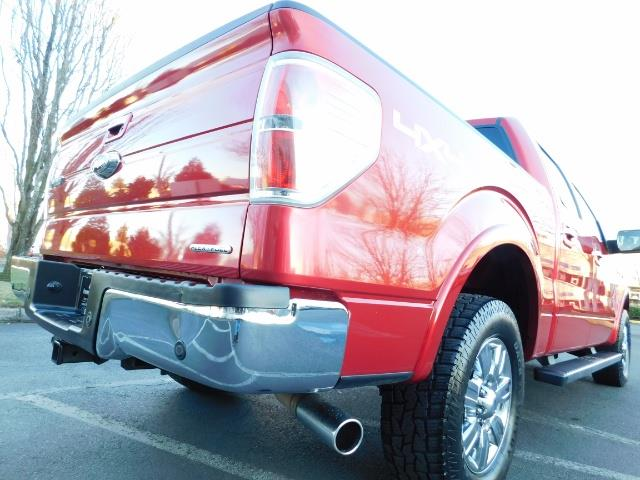 2012 Ford F-150 Lariat Crew Cab 4x4 / Nav / Sunroof / 1-Owner - Photo 12 - Portland, OR 97217