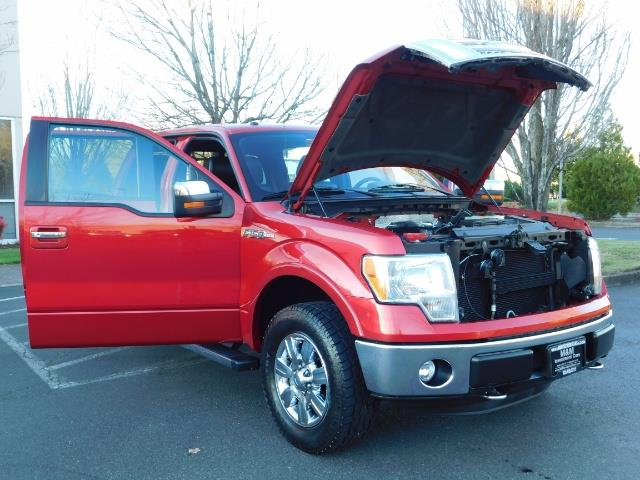 2012 Ford F-150 Lariat Crew Cab 4x4 / Nav / Sunroof / 1-Owner - Photo 27 - Portland, OR 97217