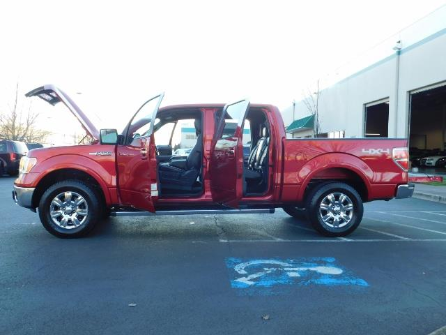 2012 Ford F-150 Lariat Crew Cab 4x4 / Nav / Sunroof / 1-Owner - Photo 28 - Portland, OR 97217