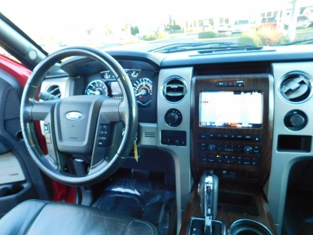 2012 Ford F-150 Lariat Crew Cab 4x4 / Nav / Sunroof / 1-Owner - Photo 40 - Portland, OR 97217