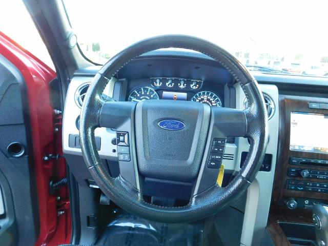 2012 Ford F-150 Lariat Crew Cab 4x4 / Nav / Sunroof / 1-Owner - Photo 41 - Portland, OR 97217