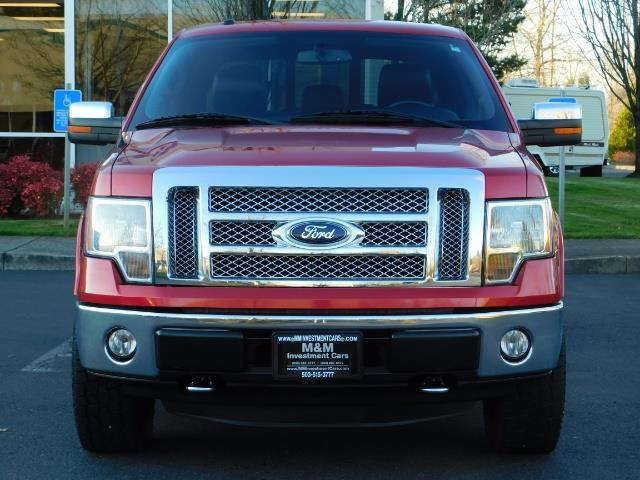 2012 Ford F-150 Lariat Crew Cab 4x4 / Nav / Sunroof / 1-Owner - Photo 5 - Portland, OR 97217