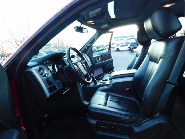 2012 Ford F-150 Lariat Crew Cab 4x4 / Nav / Sunroof / 1-Owner - Photo 14 - Portland, OR 97217