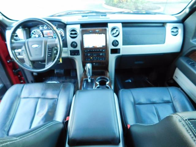 2012 Ford F-150 Lariat Crew Cab 4x4 / Nav / Sunroof / 1-Owner - Photo 18 - Portland, OR 97217