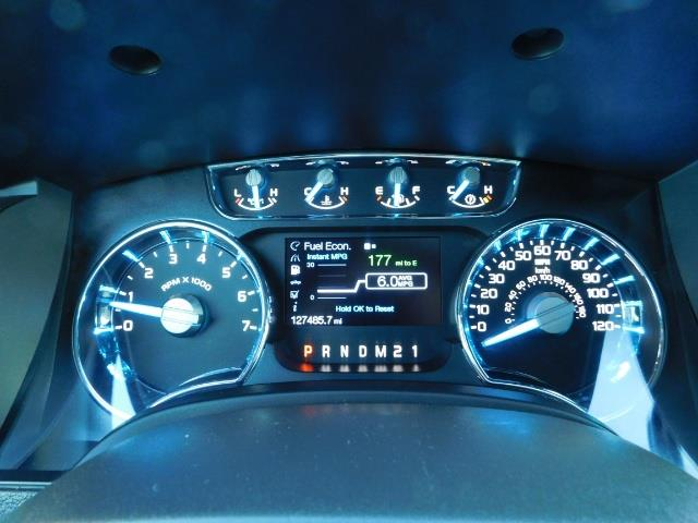 2012 Ford F-150 Lariat Crew Cab 4x4 / Nav / Sunroof / 1-Owner - Photo 19 - Portland, OR 97217