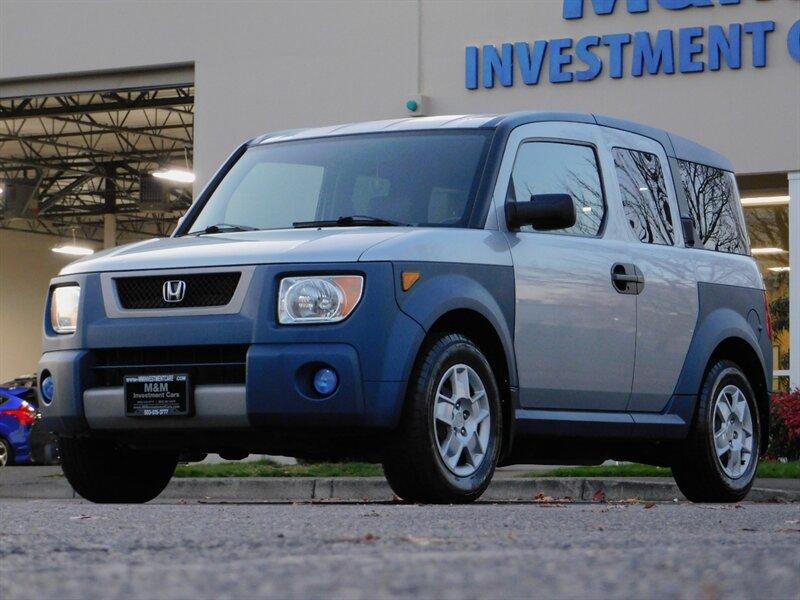 2006 Honda Element LX photo