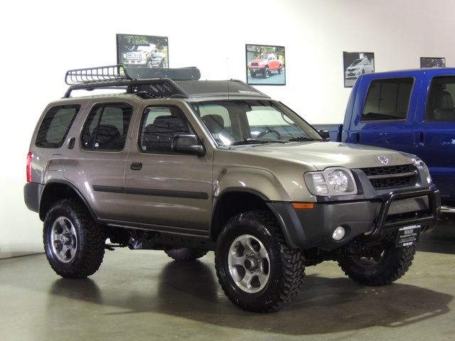2003 Nissan Xterra Super Charge LIFTED NEW MUD Tires 4x4   Photo 2    Portland,