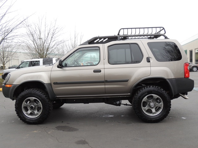 2003 Nissan Xterra Super Charge LIFTED NEW MUD Tires 4x4   Photo 4    Portland,