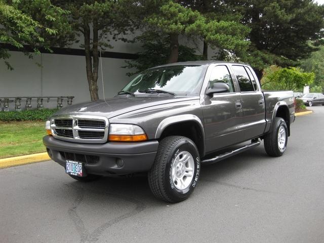 2004 Dodge Dakota Sxt  4wd   Magnum 6cyl    1