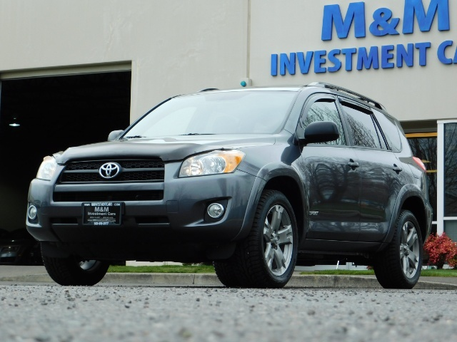 2011 Toyota RAV4 Sport / SUV / AWD / Sunroof / Low Miles / Excel Co - Photo 43 - Portland, OR 97217