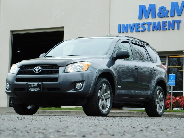 2011 Toyota RAV4 Sport / SUV / AWD / Sunroof / Low Miles / Excel Co - Photo 38 - Portland, OR 97217
