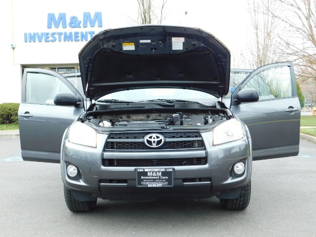 2011 Toyota RAV4 Sport / SUV / AWD / Sunroof / Low Miles / Excel Co - Photo 28 - Portland, OR 97217