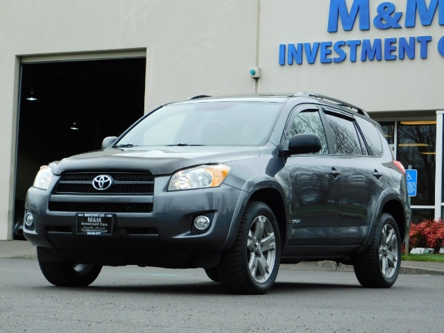 2011 Toyota RAV4 Sport / SUV / AWD / Sunroof / Low Miles / Excel Co - Photo 39 - Portland, OR 97217