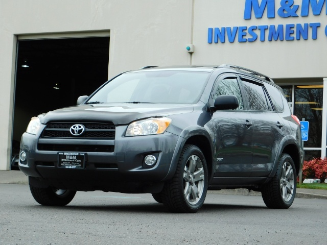 2011 Toyota RAV4 Sport / SUV / AWD / Sunroof / Low Miles / Excel Co - Photo 40 - Portland, OR 97217