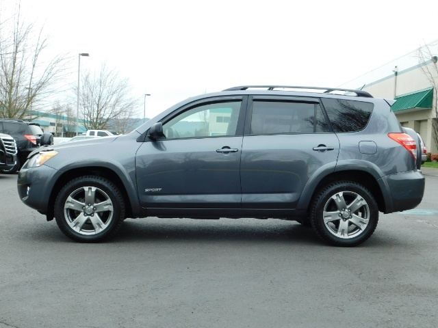 2011 Toyota RAV4 Sport / SUV / AWD / Sunroof / Low Miles / Excel Co - Photo 3 - Portland, OR 97217