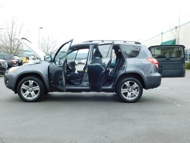 2011 Toyota RAV4 Sport / SUV / AWD / Sunroof / Low Miles / Excel Co - Photo 26 - Portland, OR 97217