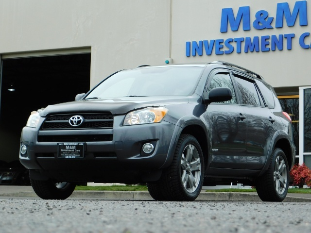 2011 Toyota RAV4 Sport / SUV / AWD / Sunroof / Low Miles / Excel Co - Photo 37 - Portland, OR 97217