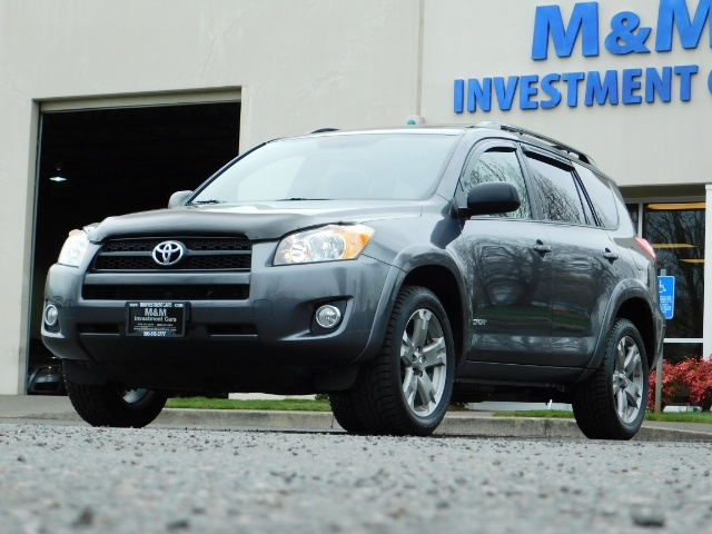 2011 Toyota RAV4 Sport / SUV / AWD / Sunroof / Low Miles / Excel Co - Photo 41 - Portland, OR 97217