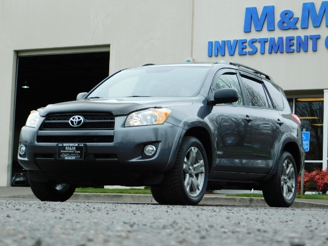 2011 Toyota RAV4 Sport / SUV / AWD / Sunroof / Low Miles / Excel Co - Photo 42 - Portland, OR 97217