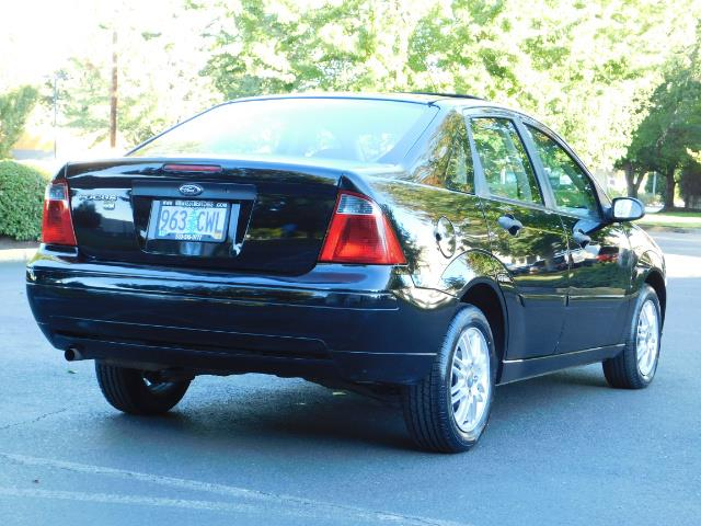 2007 Ford Focus ZX4 SE / 4Dr / Sunroof / New Tires - Photo 8 - Portland, OR 97217