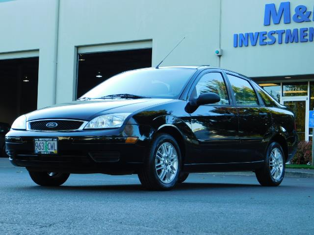 2007 Ford Focus ZX4 SE / 4Dr / Sunroof / New Tires - Photo 44 - Portland, OR 97217