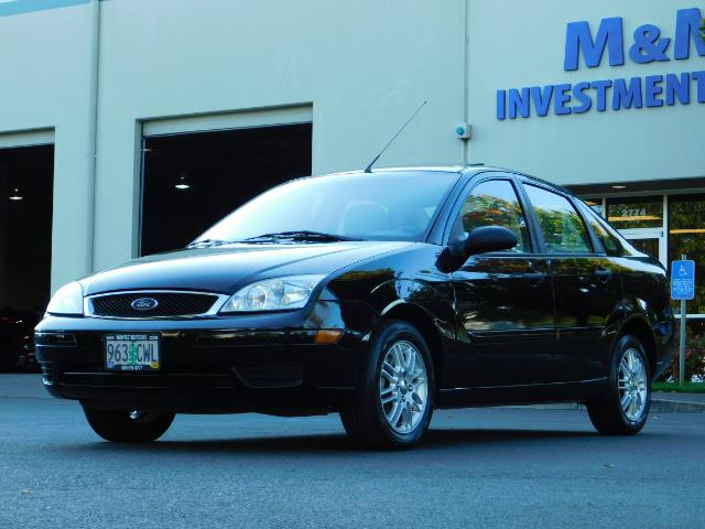 2007 Ford Focus ZX4 SE / 4Dr / Sunroof / New Tires - Photo 46 - Portland, OR 97217