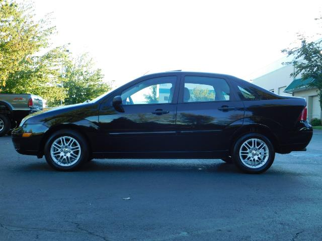 2007 Ford Focus ZX4 SE / 4Dr / Sunroof / New Tires - Photo 3 - Portland, OR 97217