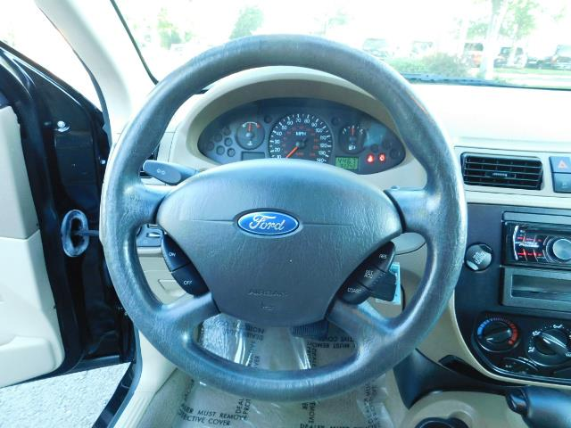 2007 Ford Focus ZX4 SE / 4Dr / Sunroof / New Tires - Photo 19 - Portland, OR 97217