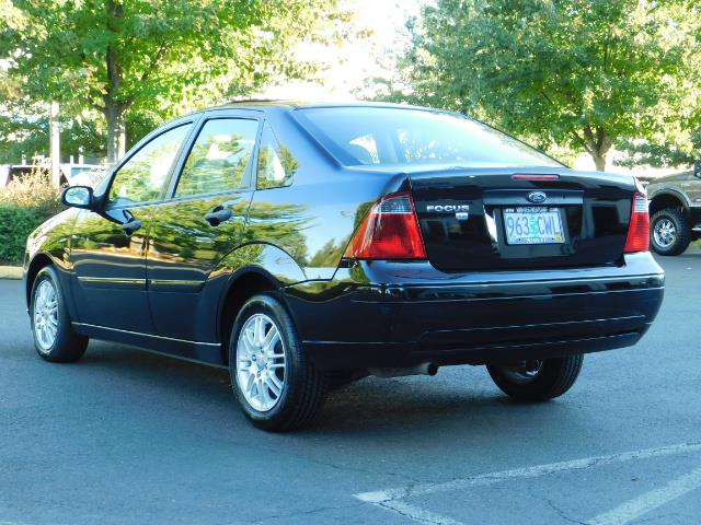 2007 Ford Focus ZX4 SE / 4Dr / Sunroof / New Tires - Photo 7 - Portland, OR 97217