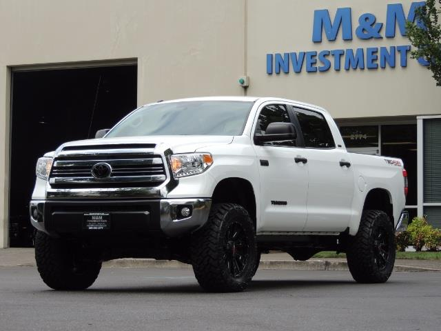 2016 Toyota Tundra SR5 / TRD OFF RD / 4X4 / 1-OWNER/ LIFTED - Photo 51 - Portland, OR 97217