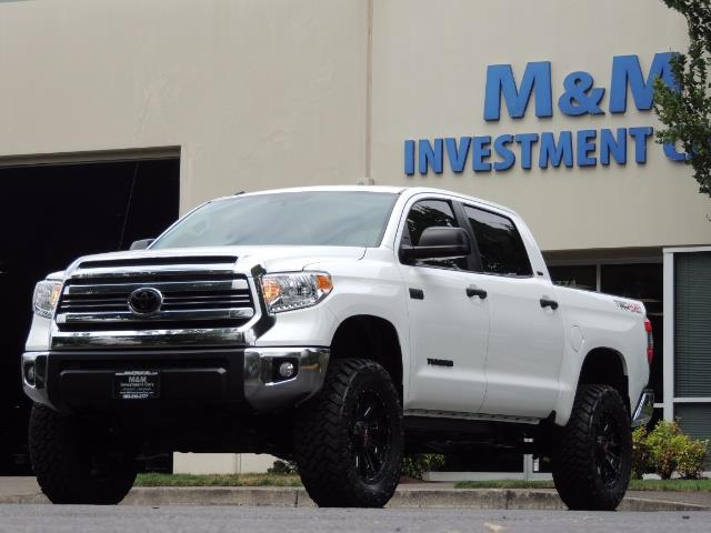 2016 Toyota Tundra SR5 / TRD OFF RD / 4X4 / 1-OWNER/ LIFTED - Photo 52 - Portland, OR 97217