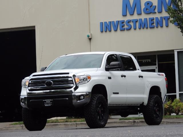 2016 Toyota Tundra SR5 / TRD OFF RD / 4X4 / 1-OWNER/ LIFTED - Photo 53 - Portland, OR 97217
