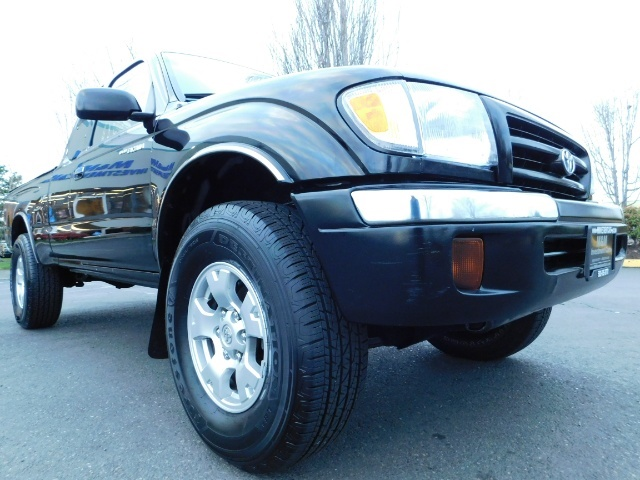 1998 Toyota Tacoma Prerunner Extra Cab / 4Cyl / Leather / Excel Cond - Photo 10 - Portland, OR 97217