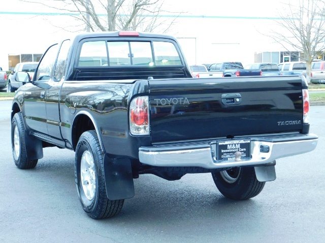 1998 Toyota Tacoma Prerunner Extra Cab / 4Cyl / Leather / Excel Cond - Photo 7 - Portland, OR 97217