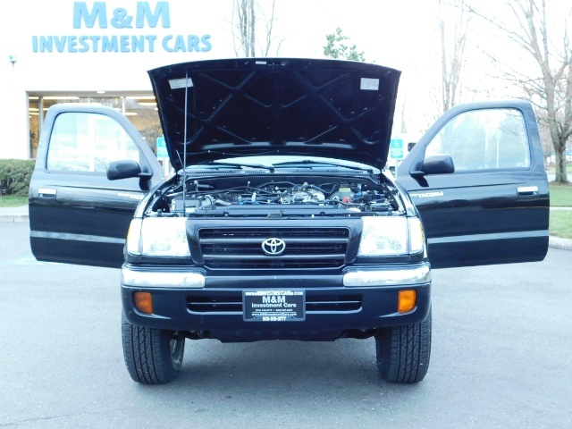 1998 Toyota Tacoma Prerunner Extra Cab / 4Cyl / Leather / Excel Cond - Photo 31 - Portland, OR 97217