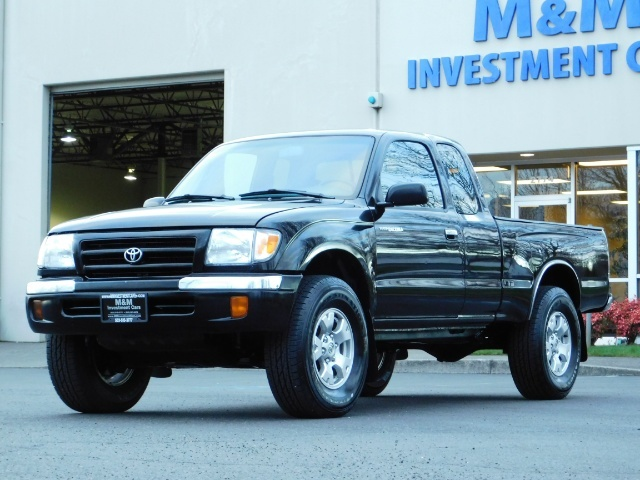 1998 Toyota Tacoma Prerunner Extra Cab / 4Cyl / Leather / Excel Cond - Photo 43 - Portland, OR 97217