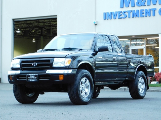 1998 Toyota Tacoma Prerunner Extra Cab / 4Cyl / Leather / Excel Cond - Photo 42 - Portland, OR 97217