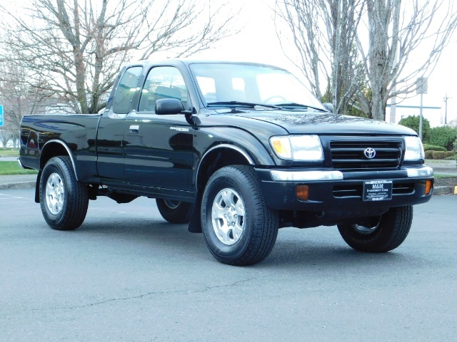 1998 Toyota Tacoma Prerunner Extra Cab / 4Cyl / Leather / Excel Cond - Photo 2 - Portland, OR 97217