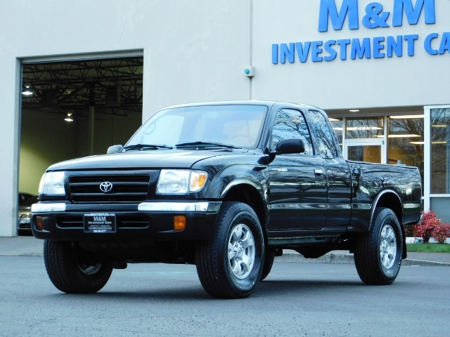 1998 Toyota Tacoma Prerunner Extra Cab / 4Cyl / Leather / Excel Cond - Photo 1 - Portland, OR 97217
