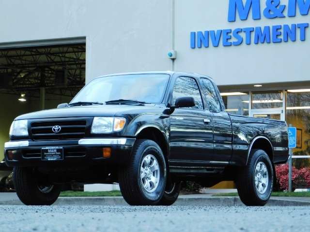 1998 Toyota Tacoma Prerunner Extra Cab / 4Cyl / Leather / Excel Cond - Photo 39 - Portland, OR 97217