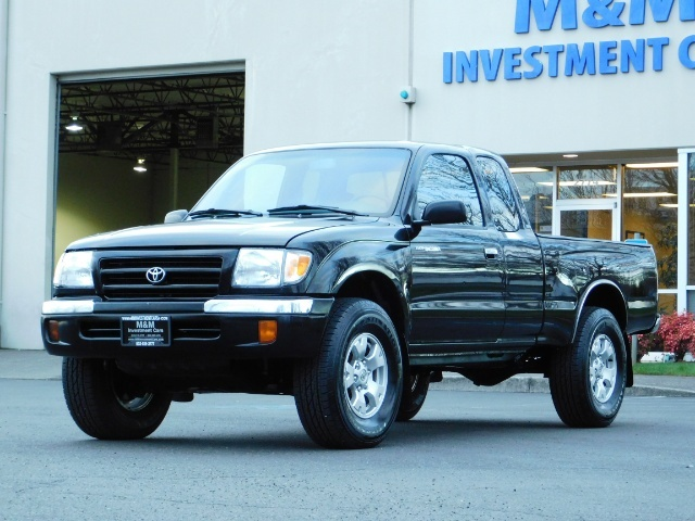 1998 Toyota Tacoma Prerunner Extra Cab / 4Cyl / Leather / Excel Cond - Photo 40 - Portland, OR 97217