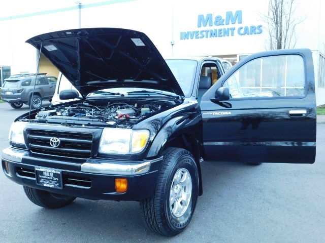 1998 Toyota Tacoma Prerunner Extra Cab / 4Cyl / Leather / Excel Cond - Photo 25 - Portland, OR 97217