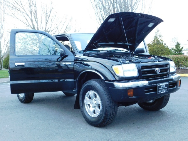 1998 Toyota Tacoma Prerunner Extra Cab / 4Cyl / Leather / Excel Cond - Photo 30 - Portland, OR 97217