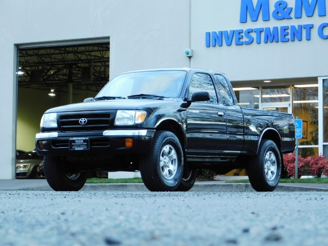 1998 Toyota Tacoma Prerunner Extra Cab / 4Cyl / Leather / Excel Cond - Photo 38 - Portland, OR 97217