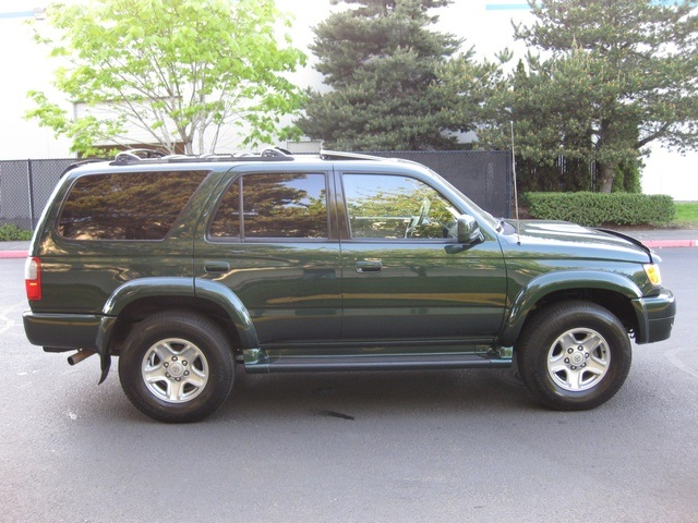 2000 Toyota 4Runner SR5/4WD/ TRD OFF RD SUPERCHARGED   Photo 6   Portland