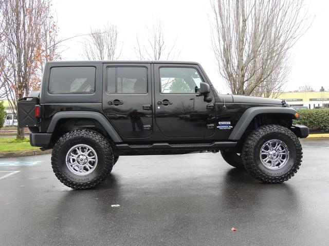 2014 Jeep Wrangler Unlimited Sport 4x4 Lifted 37 Inc
