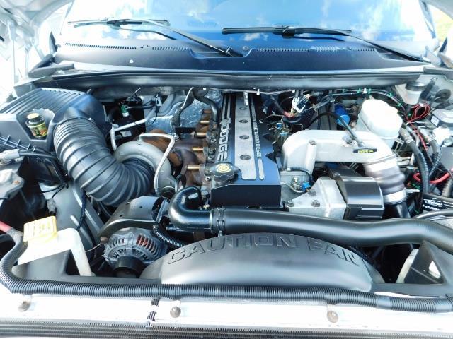 2001 Dodge Ram 3500 4x4 DUALLY / 5.9 CUMMINS DIESEL / 6-SPEED / LIFTED - Photo 20 - Portland, OR 97217