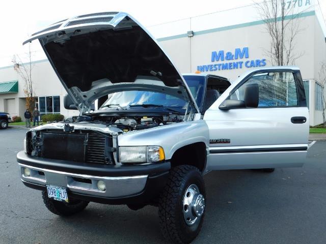 2001 Dodge Ram 3500 4x4 DUALLY / 5.9 CUMMINS DIESEL / 6-SPEED / LIFTED - Photo 25 - Portland, OR 97217